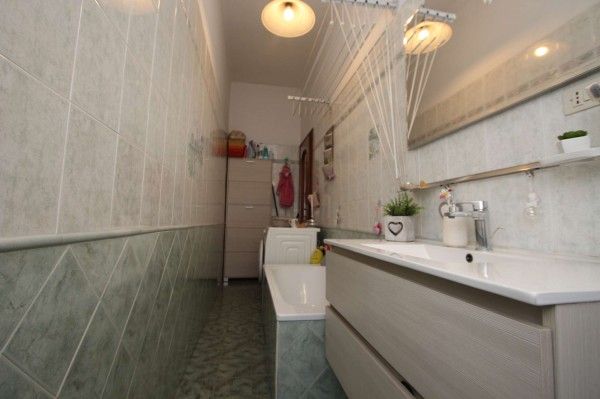 Appartamento in vendita a Torino, Rebaudengo, 55 mq - Foto 9
