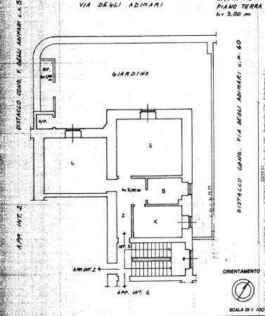 Appartamento in vendita a Roma, Casetta Mattei, Con giardino, 83 mq - Foto 2