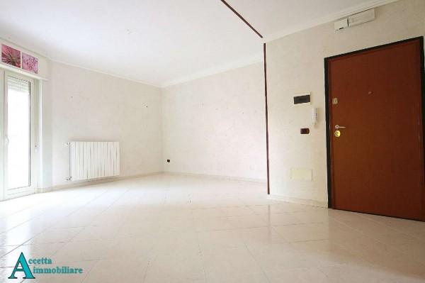 Appartamento in vendita a Taranto, Semi-centrale, 85 mq - Foto 3
