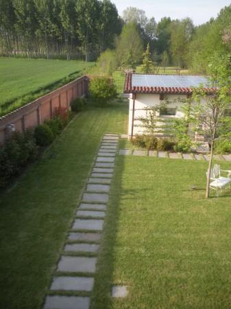 Villa in vendita a Piobesi Torinese, Piobesi, Con giardino, 577 mq - Foto 23
