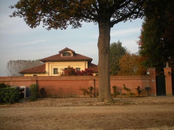 Villa in vendita a Piobesi Torinese, Piobesi, Con giardino, 577 mq - Foto 37