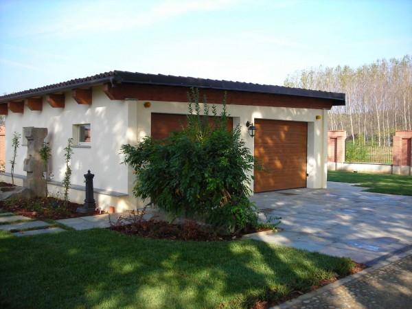 Villa in vendita a Piobesi Torinese, Piobesi, Con giardino, 577 mq - Foto 41