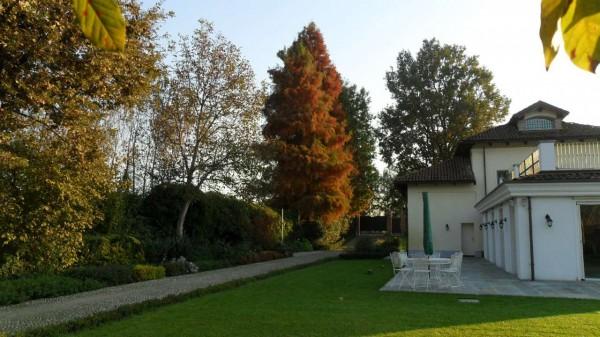 Villa in vendita a Piobesi Torinese, Piobesi, Con giardino, 577 mq - Foto 14