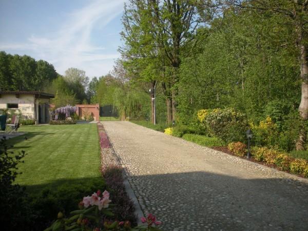 Villa in vendita a Piobesi Torinese, Piobesi, Con giardino, 577 mq - Foto 25