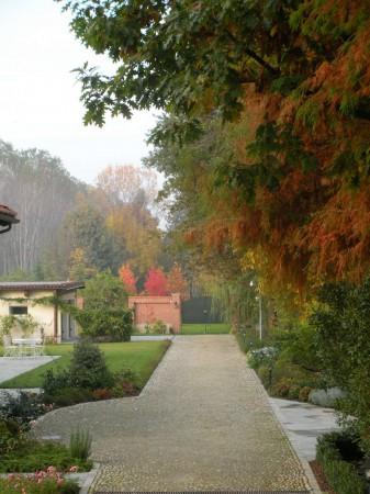 Villa in vendita a Piobesi Torinese, Piobesi, Con giardino, 577 mq - Foto 38