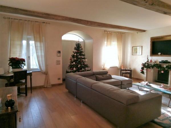 Villa in vendita a Piobesi Torinese, Piobesi, Con giardino, 577 mq - Foto 4