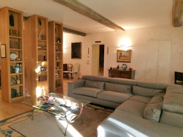 Villa in vendita a Piobesi Torinese, Piobesi, Con giardino, 577 mq - Foto 8