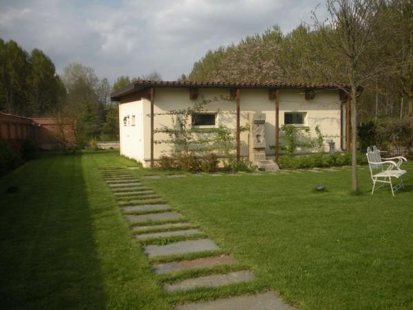Villa in vendita a Piobesi Torinese, Piobesi, Con giardino, 577 mq - Foto 26