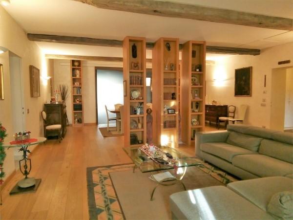 Villa in vendita a Piobesi Torinese, Piobesi, Con giardino, 577 mq - Foto 1