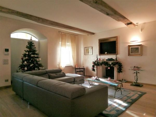 Villa in vendita a Piobesi Torinese, Piobesi, Con giardino, 577 mq - Foto 3