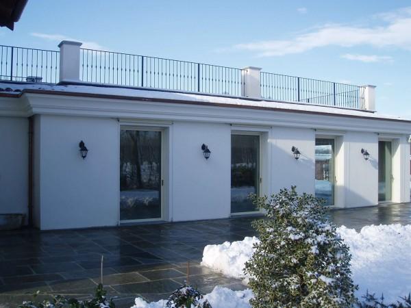 Villa in vendita a Piobesi Torinese, Piobesi, Con giardino, 577 mq - Foto 17