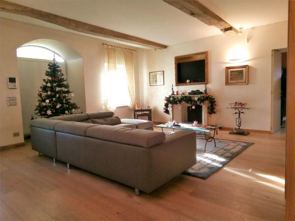 Villa in vendita a Piobesi Torinese, Piobesi, Con giardino, 577 mq - Foto 10