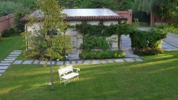 Villa in vendita a Piobesi Torinese, Piobesi, Con giardino, 577 mq - Foto 16