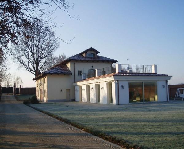 Villa in vendita a Piobesi Torinese, Piobesi, Con giardino, 577 mq - Foto 18