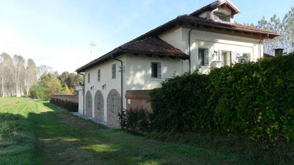Villa in vendita a Piobesi Torinese, Piobesi, Con giardino, 577 mq - Foto 15