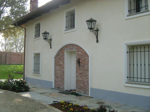 Villa in vendita a Piobesi Torinese, Piobesi, Con giardino, 577 mq - Foto 19
