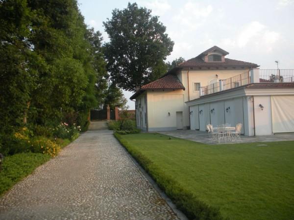 Villa in vendita a Piobesi Torinese, Piobesi, Con giardino, 577 mq - Foto 21