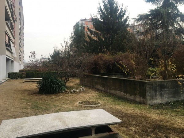 Appartamento in vendita a Torino, Borgo Vittoria, Con giardino, 120 mq - Foto 22