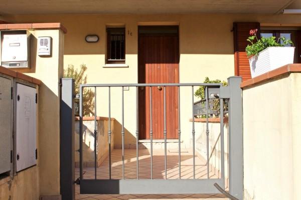 Villetta a schiera in vendita a Cesenatico, Cannucceto, Con giardino, 175 mq