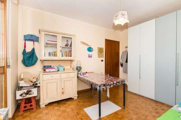 Appartamento in vendita a San Mauro Torinese, Con giardino, 120 mq - Foto 11