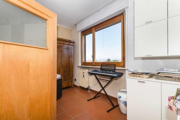 Appartamento in vendita a San Mauro Torinese, Con giardino, 120 mq - Foto 17