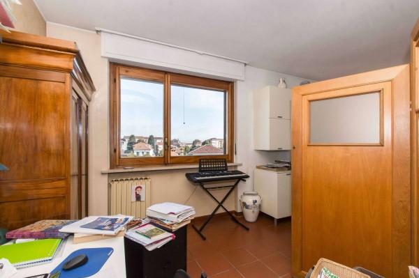 Appartamento in vendita a San Mauro Torinese, Con giardino, 120 mq - Foto 16