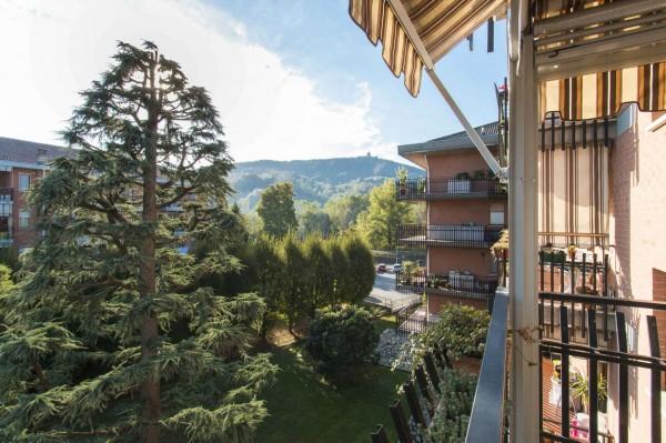 Appartamento in vendita a San Mauro Torinese, Con giardino, 120 mq - Foto 2