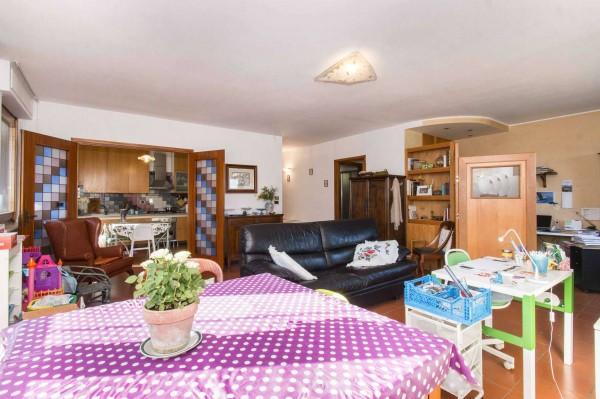 Appartamento in vendita a San Mauro Torinese, Con giardino, 120 mq - Foto 31