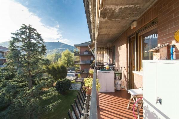 Appartamento in vendita a San Mauro Torinese, Con giardino, 120 mq - Foto 9