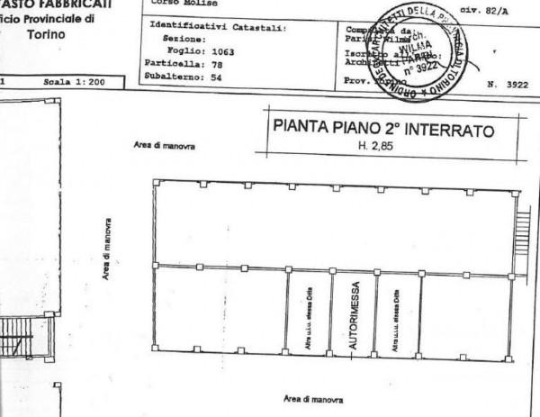 Immobile in vendita a Torino, Stadio