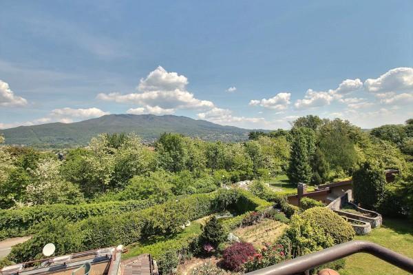 Villetta a schiera in vendita a Bregano, Residence Plan, Arredato, con giardino, 115 mq - Foto 10