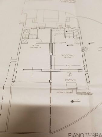 Villetta a schiera in vendita a Bregano, Residence Plan, Arredato, con giardino, 115 mq - Foto 5