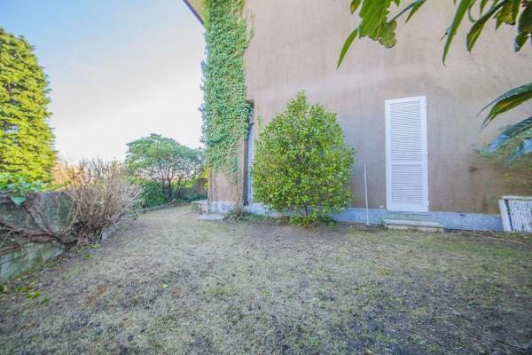 Villetta a schiera in vendita a Bregano, Residence Plan, Arredato, con giardino, 115 mq - Foto 22