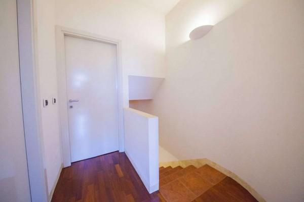 Villetta a schiera in vendita a Bregano, Residence Plan, Arredato, con giardino, 115 mq - Foto 16