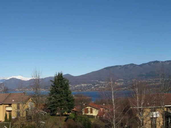 Villetta a schiera in vendita a Bregano, Residence Plan, Arredato, con giardino, 115 mq - Foto 6