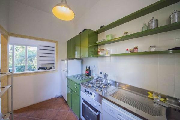 Villetta a schiera in vendita a Bregano, Residence Plan, Arredato, con giardino, 115 mq - Foto 32