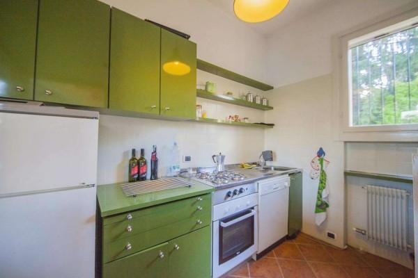 Villetta a schiera in vendita a Bregano, Residence Plan, Arredato, con giardino, 115 mq - Foto 31