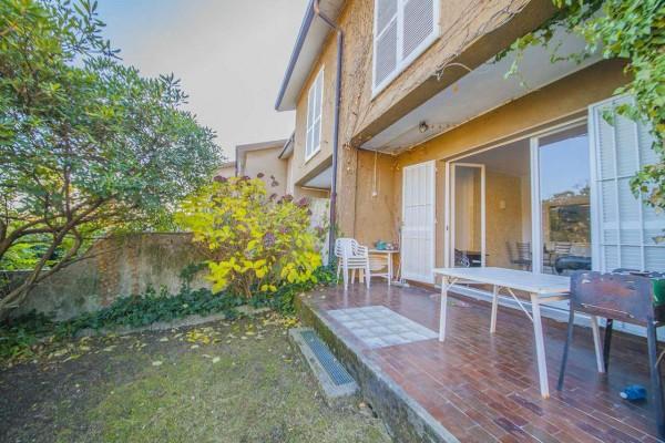 Villetta a schiera in vendita a Bregano, Residence Plan, Arredato, con giardino, 115 mq - Foto 19