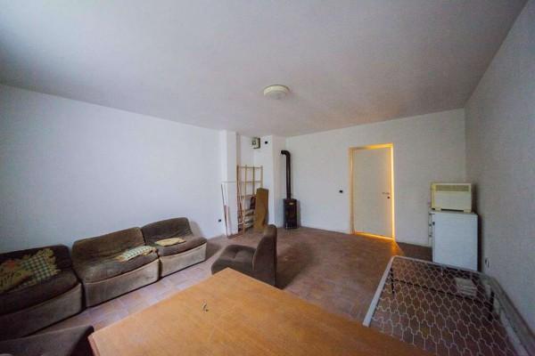 Villetta a schiera in vendita a Bregano, Residence Plan, Arredato, con giardino, 115 mq - Foto 12