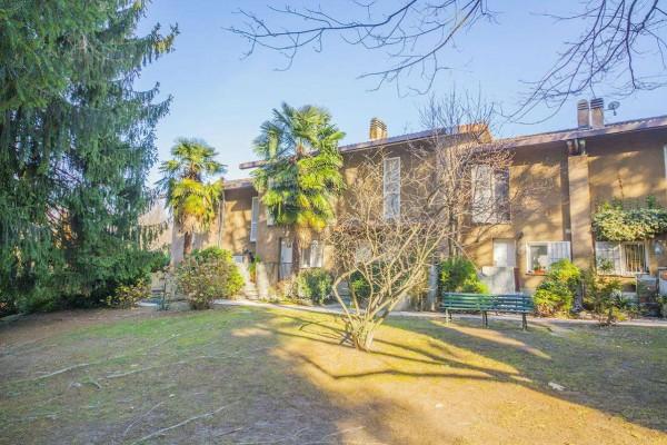Villetta a schiera in vendita a Bregano, Residence Plan, Arredato, con giardino, 115 mq - Foto 28