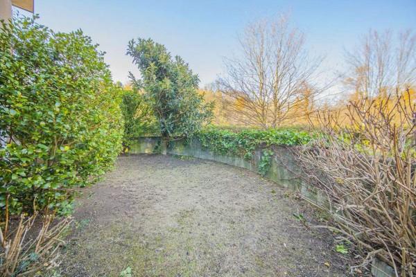 Villetta a schiera in vendita a Bregano, Residence Plan, Arredato, con giardino, 115 mq - Foto 23