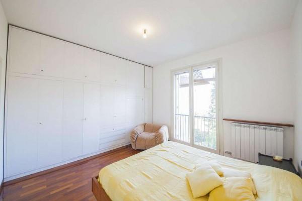 Villetta a schiera in vendita a Bregano, Residence Plan, Arredato, con giardino, 115 mq - Foto 36