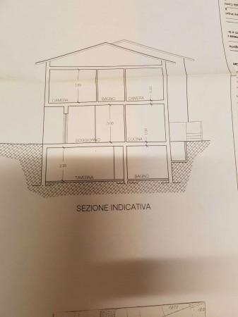 Villetta a schiera in vendita a Bregano, Residence Plan, Arredato, con giardino, 115 mq - Foto 2