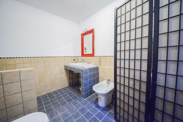 Villetta a schiera in vendita a Bregano, Residence Plan, Arredato, con giardino, 115 mq - Foto 17