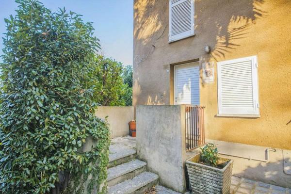 Villetta a schiera in vendita a Bregano, Residence Plan, Arredato, con giardino, 115 mq - Foto 29