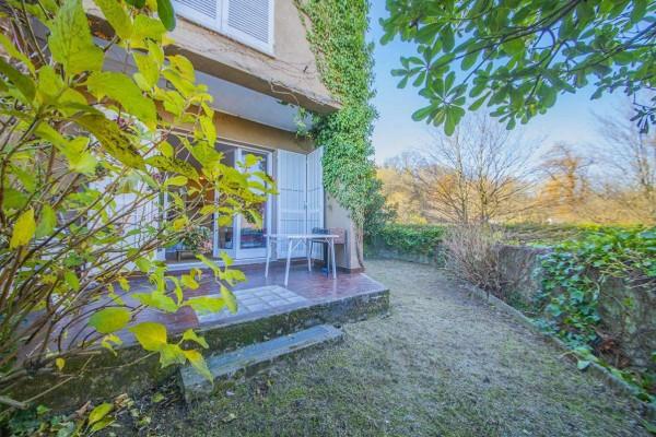 Villetta a schiera in vendita a Bregano, Residence Plan, Arredato, con giardino, 115 mq - Foto 21