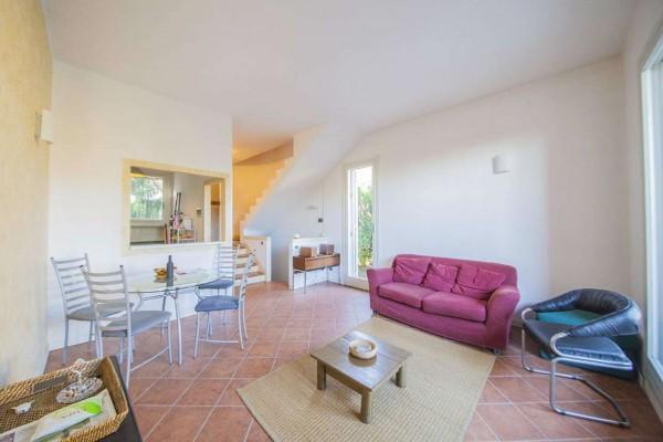 Villetta a schiera in affitto a Bregano, Residence Plan, Arredato, con giardino, 97 mq - Foto 14