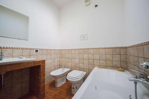 Villetta a schiera in affitto a Bregano, Residence Plan, Arredato, con giardino, 97 mq - Foto 26