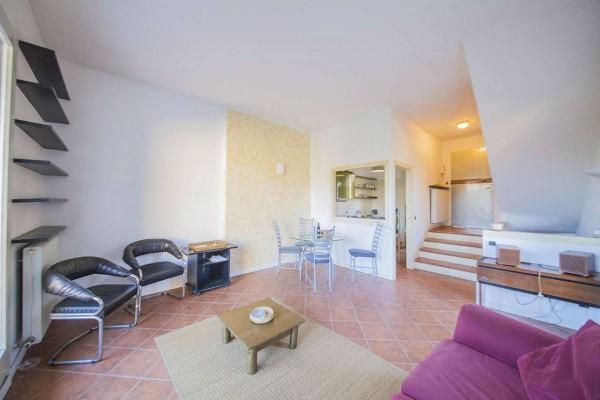 Villetta a schiera in affitto a Bregano, Residence Plan, Arredato, con giardino, 97 mq - Foto 16