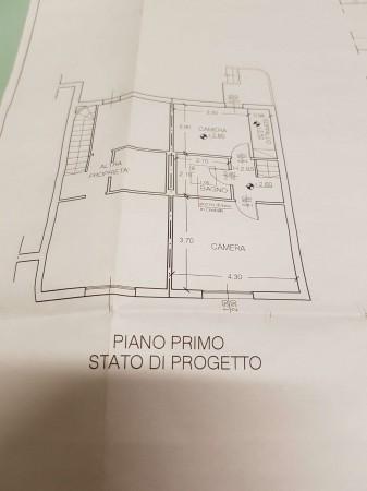 Villetta a schiera in affitto a Bregano, Residence Plan, Arredato, con giardino, 97 mq - Foto 4